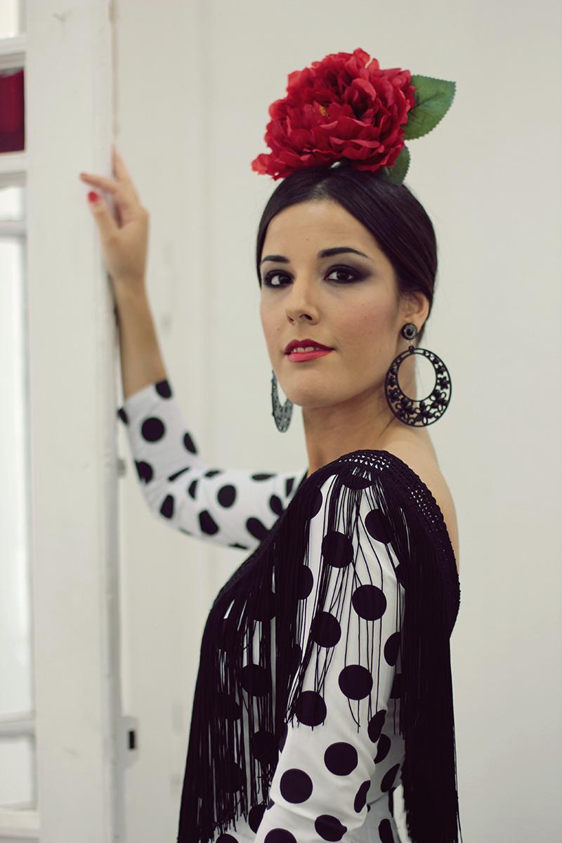 Vestido-Flamenca