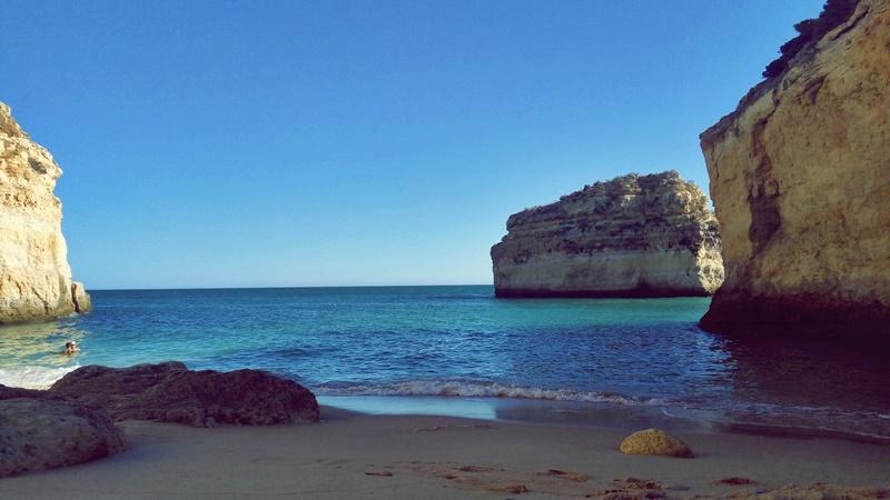Viajar al Algarve portugues