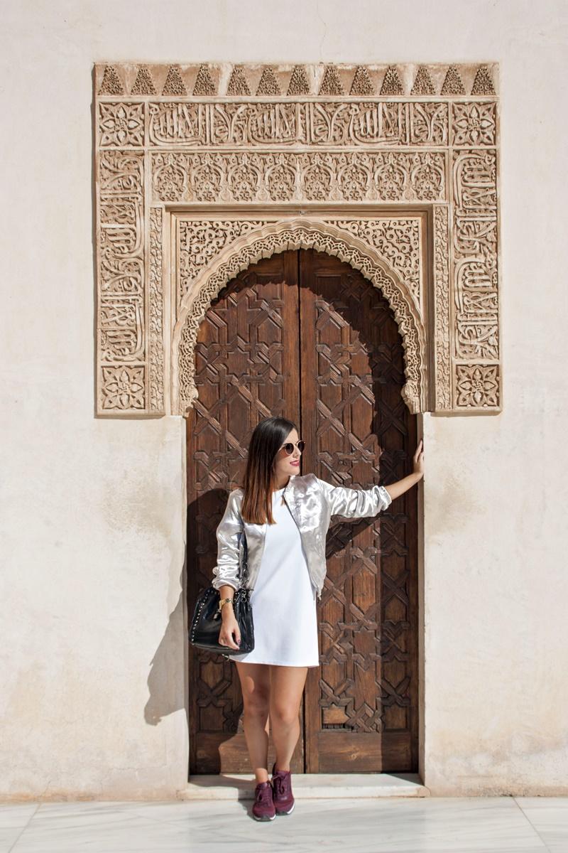 blogger de moda malagueña