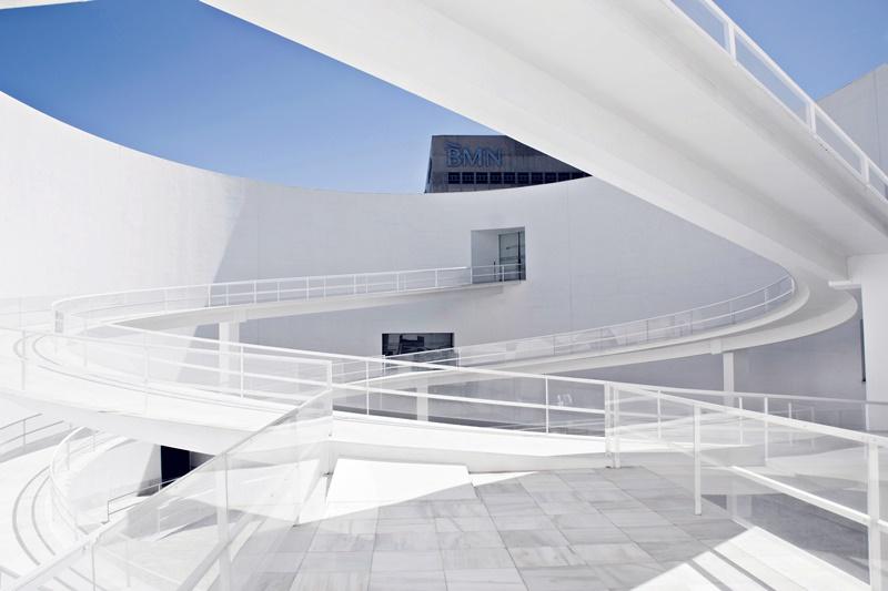 arquitectura moderna españa