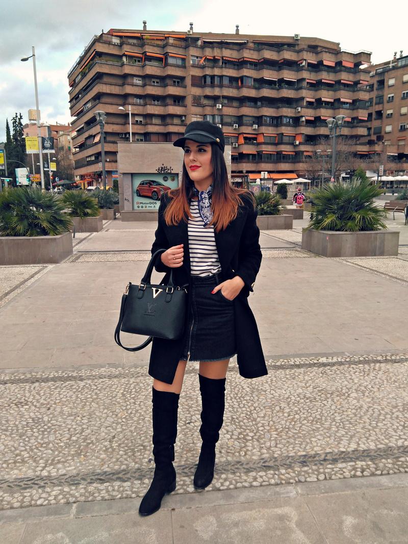 look marinero mujer